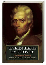 Daniel Boone The Pioneer of Kentucky (pb) by John S. C. Abbott NEW