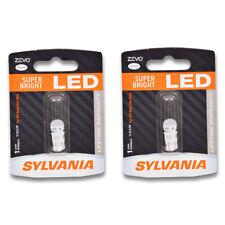 Sylvania ZEVO Parking Light Bulb for Lexus IS F LX470 RX330 LS430 LS460 sy
