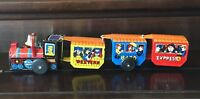 Vintage Western 8400 Express Tin Windup Toy Train Made In Japan