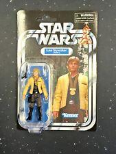 2019 Star Wars Vintage Collection Vc151 Luke Skywalker (Yavin) In Hand