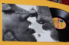 GENE AMMONS LP MAKES IT HAPPEN TOP JAZZ BLUES USA CADET EX !|