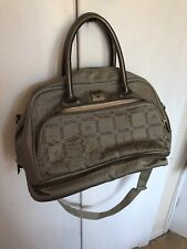 ANTLER Green Carry On Travel Hand Luggage Flight Strap Holdall Cabin Bag