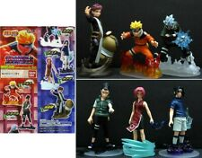 Set 6 Figura Naruto Ultimate Parte 1 Raro Gashapon BANDAI Japan Mint