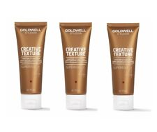 3 x Goldwell CREATIVE TEXTURE SUPEREGO 75 ml = 225 ml deutsche Produkte