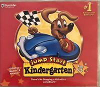 Jumpstart Kindergarten Pc Mac Factory New Win10 8 7 XP