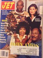 Jet Magazine John Amos T.E. Russell Moira Tierney May 2, 1994 090417nonrh