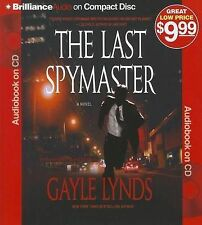 NEW The Last Spymaster by Gayle Lynds