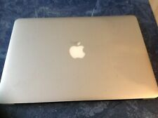 Apple MacBook air 13.3 For Parts Not Working