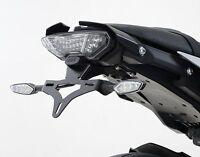 R&G Tail Tidy / Licence Plate Holder Yamaha MT 10 2016 LP0204BK Black