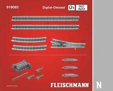 Fleischmann N 919083 DCC digital, Gleisset Ü1 Neuware