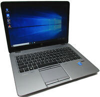 "HP EliteBook 840 G2 14"" Core i5-5300U 2.3GHz 256GB SSD 16GB Windows 10 Pro"