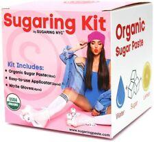 Sugaring Hair Removal Kit by Sugaring NYC - Best Waxing Alternative Organic