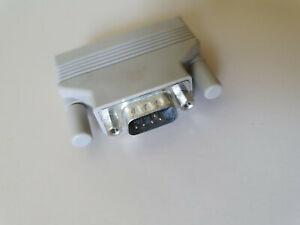 Adattatore d'interfaccia da D-sub, 9-Pin (Seriale) Female a D-sub, 25-Pin Male