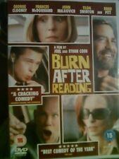 Burn After Reading (DVD, 2009)