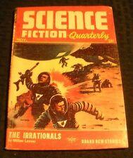 1954 Nov SCIENCE FICTION QUARTERLY Pulp Magazine v.2 #5 VG+ 4.5 Milton Lesser