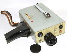 Kiev-Alfa 16 16mm Spring Soviet Movie camera with VEGA-73