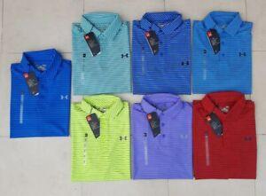 Under Armour Men's UA Heat Gear 2.0 Golf Polo Shirt (1253479)