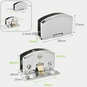 Replacement Glass Hinge Accessories Parts House Hardware Display Cabine