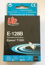 DESTOCKAGE UPRINT @ CARTOUCHE COMPATIBLE EPSON STYLUS OFFICE @ T1281 NOIR BLACK