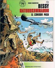 Bessy Natuurkommando 13: El condor pasa.                  1ste druk!