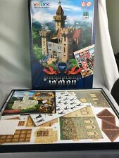Medieval Knights Castle By Umbum Cardboard Model Made In Russia Unpunched
