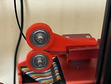 Filament Guide with 2 steel bearings for Creality CR-10S Pro V2 3D Printer Red
