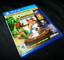 Crash Bandicoot: N. Sane Trilogy (PlayStation 4, 2017) - Preowned!