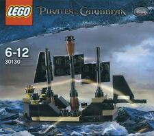 LEGO MINI BLACK PEARL 30130 Set POTC pirate ship boat creator