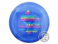 New Millennium Standard Quasar 175g Blue Rainbow Foil Distance Driver Golf Disc