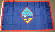 3X5 Guam Flag American Territory Banner Usa Us F465