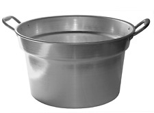 Caldaia caldaie tegame pentola in alluminio con coperchio per pomodoro e pasta