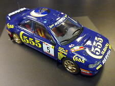 Troféu 555 Subaru Impreza WRC 1995 1:43 #5 winner Portugal Rally