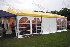 Festzelt Partyzelt Eventzelt Profizelt  5x9m / 2x Fenster