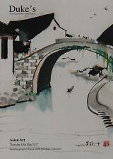 Arte asiático: & De japonés Cerámica pinturas Jade Chino Bronce catálogo de subasta