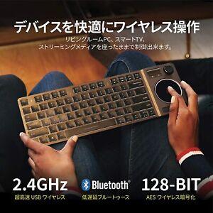 Corsair K83 Wireless Entertainment Keyboard White LED English Array Wi-Fi JAPAN