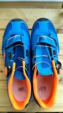 Northwave Scorpius 2 plus EU 40.5 size (insole length 255mm) blue/orange