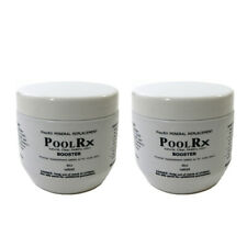 2 Pack- PoolRx Booster Mineral Clarifier/Algaecide 7.5K-20K Gallon Pools| 102001