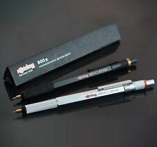 Rotring Mechanical Pencil 800 + stylus Touch Pen Black 0.5mm Hexagon Body Pro