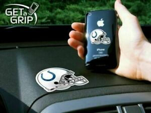 NEW INDIANAPOLIS COLTS GET-A-GRIP CAR GRIP FOR PHONE & MORE LICENSED