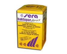 sera baktopur direct 100 Tabletten gegen bakterielle Infektionen bei Zierfischen