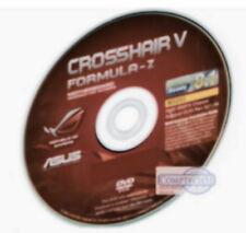 ASUS CROSSHAIR V FORMULA-Z MOTHERBOARD DR's M3253 WIN 7 8 8.1 10 DUAL LAYER DISK