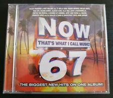 Now That's What I Call Music - Vol 67 by Various Artists (CD, New, 2018, Sony)