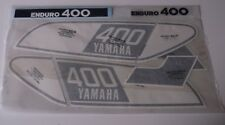 YAHAMA 1975 DT400 Decal Graphic Kit