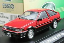 Ebbro 43272 1:43 Scale Toyota Corolla Levin AE86 (1983) Die Cast Model Car