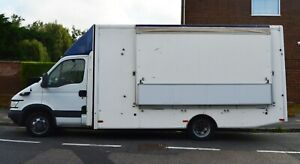 Iveco Daily 35C-12 - Twin Axle - 2006 - 27,500 miles - Cab & Chassis/Parts