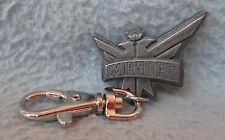 Smirnoff Vodka Metal Keychain, New, Souvenir, Travel
