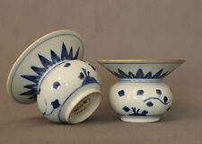 Chinese Shipwreck Nanking Cargo c1750 Porcelain Spittoon