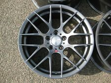 "NEW 19"" AVANT GARDE M359 ALLOYS 5X120 BMW E90 E92 E93 M3 3 SERIES **M3 ONLY**"