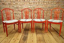 1960s Dining Room Chairs 4 X Mid Century Design Set Danish Modern