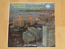 LP recuerdos de la Habana/memories of Havana-Arabella casino carlos díaz nuevo